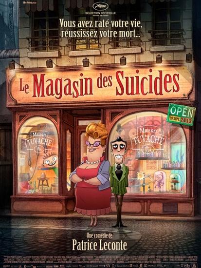 Le magasin des suicidés - Patrice Leconte