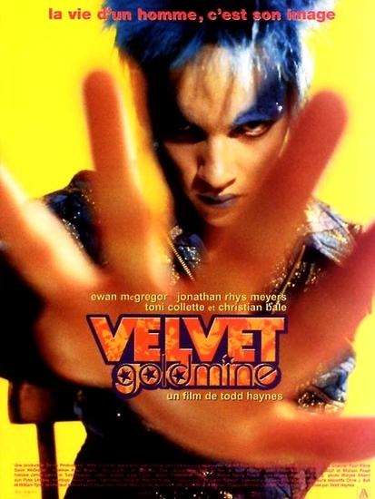 Velvet Goldmine - Todd Haynes